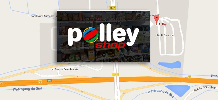 Accès Polley Shop