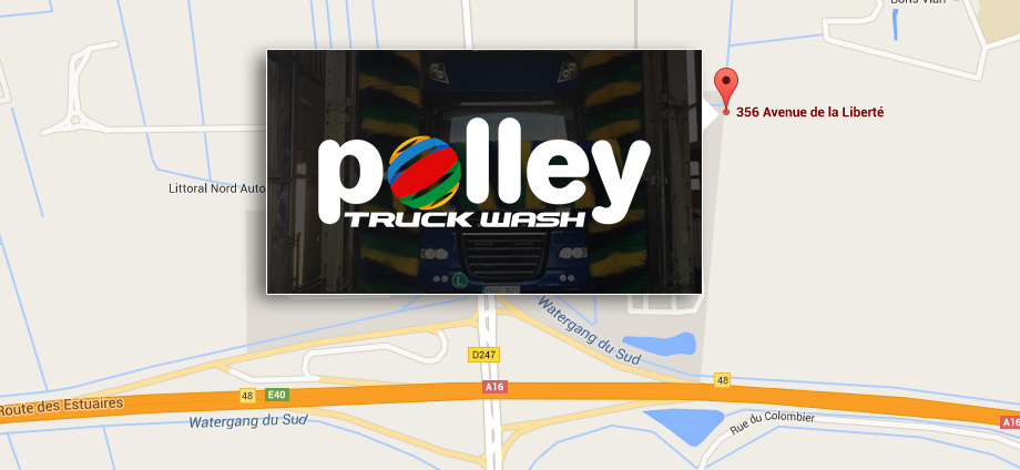 Accès Polley Truck Wash