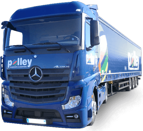 camion Polley Mercedes