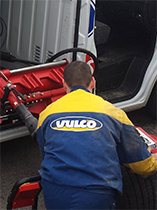 Personnel service pneu