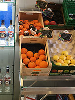 Fruits et légumes magasin Polley